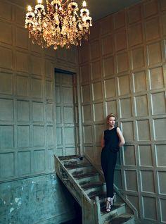 Кейт Бланшетт в Harper's Bazaar UK (Интернет-журнал ETODAY)