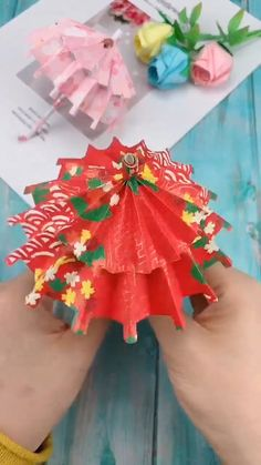 Creative handicraft Source by Diy Crafts Hacks, Diy Crafts For Gifts, Diy Arts And Crafts, Diy Crafts Videos, Creative Crafts, Crafts For Kids, Cool Paper Crafts, Paper Crafts Origami, Diy Paper
