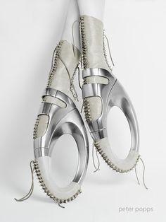 Peter Popps shoe design