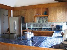 my new kitchen | We put in the backsplash ourselves, left th… | Flickr