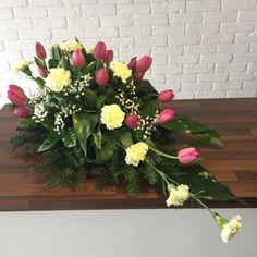 Casket Sprays, Funeral Flowers, Flower Bouquet Wedding, Floral Arrangements, Floral Wreath, Wreaths, Plants, Flower Arrangements, Floral Design