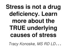 Learn the truth about #stress. #Drugs and #Pharma are not the solution....