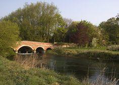 Wansford Bridge, near Driffield, E Yorks by Paul Harrop