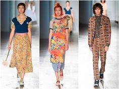 Stella Jean - Fashion prints S/S 17 collection | Pitter Pattern