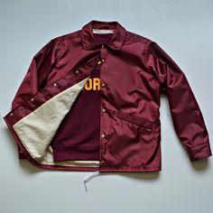 Ardour Brand Coach Jacket | Made in UK