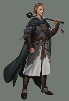 Michał Grabowski: Concept artist / illustrator   Character concepts