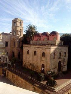 Palermo : Chiesa della Martorana