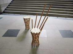 jongyoon choi no bond to bond chair designboom