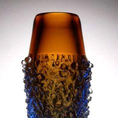 Czech Glass, Vases, Glass Art, Pottery, Clay, Passion, Ceramics, Beauty, Vintage