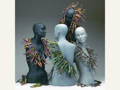 Wearable Art, Marjorie K. Schick, Body Sculpture