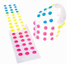 Old Fashioned Candy Buttons - I ate a lot of paper as a kid!