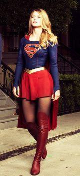 Melissa Benoist - Supergirl