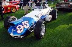 1963 Watson Indy Roadster (Leader Car 500, Racing Associates Special) | Conceptcarz.com
