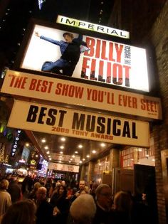 Billy Elliot! Broadway comes to San Diego April 30-May 5