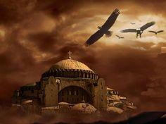 Δημιουργία - Επικοινωνία: Παιδεία: Εικόνες : Για να θυμηθούν οι παλαιότεροι ... Hagia Sophia, Roman Emperor, Byzantine, Ancient Greek, Istanbul, Taj Mahal, Empire, Survival, Europe