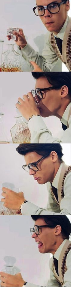Marcel is so innocent
