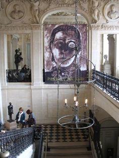 Musee Picasso | Paris | Sue Frause Photo    Musee Picasso, 5 Rue de Thorigny, Paris 3.  (CW11-2)