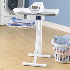 Reduces your ironing time by up to 50% -a must! I would be able to clean and press my curtains so much faster!