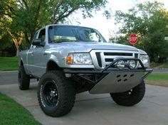 Ford Ranger Ford Ranger Edge, Ranger 4x4, Ford Ranger Truck, Ford Ranger Prerunner, Rangers News, Trophy Truck, Truck Mods, Bull Bar, Land Rover Defender