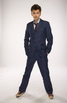 Doctor Who challenge day one.  My favorite Doctor.  David Tennant is my favorite anything.