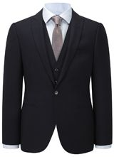 """Slim Fit Navy Jacket from """"Austin Reed"""", Purchase on discounted price using coupon codes and promotional codes."""