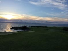 Looking out at the point | Victoria Golf Club, Canada #twitterphotos #yyjphoto #golfcourse #westcoast #victoriagolfclub