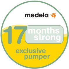 CONGRATULATIONS on meeting your goal of exclusively pumping for 17 months! Click through to see how real Medela families are getting through it all.