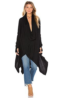 YFB CLOTHING Slope Sweater in Black