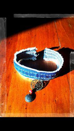 Bracelet bohème Jeans  https://www.facebook.com/denimbijoux/