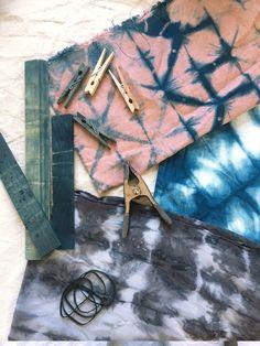 Shibori with Natural Dye Workshop // Minna (Red Hook, NY)