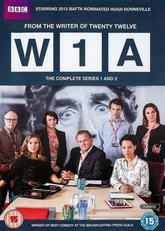 Watch #TV_Comedies W1A: Series 1 and 2. Visit:http://goo.gl/cR5gyH