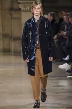 Kolor Fall 2016 Menswear Fashion Show