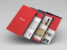 Pinterest 4 Screens