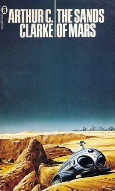 Sci-Fi - Arthur C. Clarke, The Sands of Mars