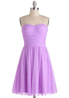 The Prettiest Pixie Dress, #ModCloth  would the dress gods please bestow this frock upon me.