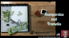 Stamparatus and Framelits - YouTube