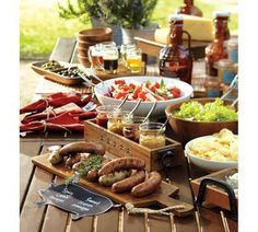 How to throw the perfect outdoor party (need for Bitterthorn series -- pin now, read later for inspiration)