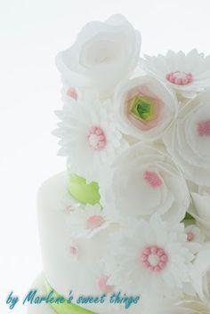 {Jahresrückblick: Teil I} Meine liebste Hochzeitstorte