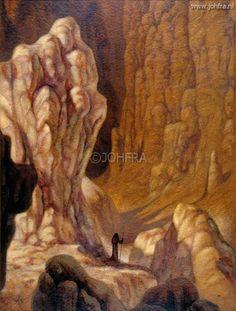 Jofra Bosschart - Afscheid van het licht (Pelgrimage/Woestijngang) (1946)