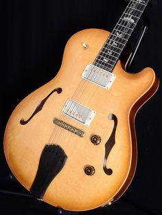 New Paul Reed Smith PRS Private Stock Singlecut Archtop Guitar Fuschia Spruce | eBay