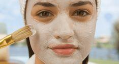 Baking Soda Mask, Apple Vinegar, Cider Vinegar, Homemade Face Masks, Tips Belleza, Acne Scars, Pimples, Acne Blemishes, Oily Skin