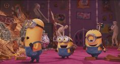 Aww Minions Cartoon, Minion Movie, Minions Despicable Me, Animation Movies, 3d Animation, Minion 2015, Minions Friends, Yellow Minion, Disney Pixar