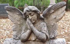 Angel, Braamfontein Cemetry