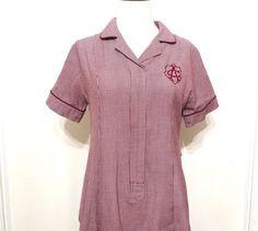 Saucy Fitted Waitress Uniform Dress / Harajuku by BibbysRocket, $38.00