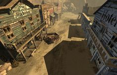 old west environments - Google Search
