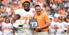 Vols' Robertson 'surprised' by spring awards
