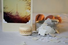 Set of 240 Photo Corners - Wedding in a Teacup