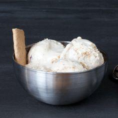 Peanut Butter Graham Cracker Frozen Yogurt