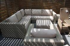 #lounge #dining #furniture #rattan #wicker #table #garden #patio #design #luxury #sofa