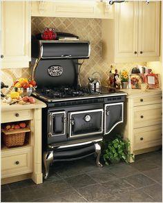 Кухонная плита - самые неожиданные решения | Море идей